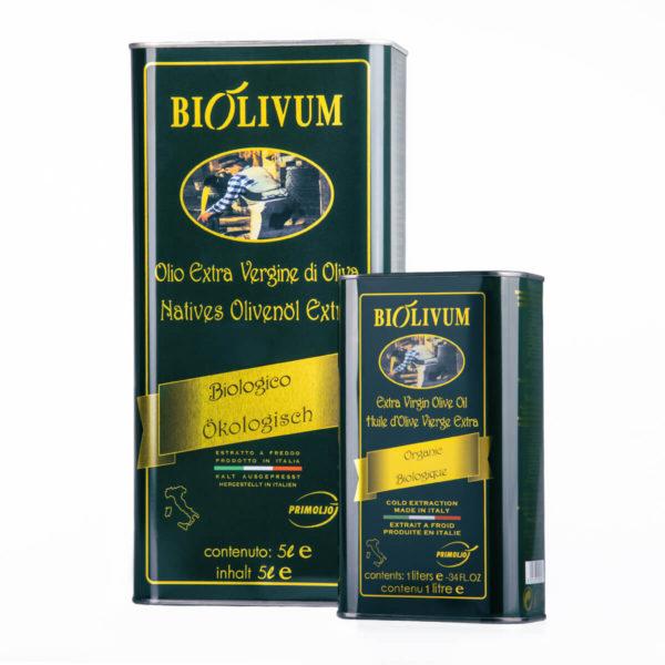 primoljo biolivum in lattina