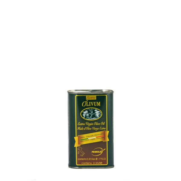 primoljo lattina extra olivum 0.5 litri