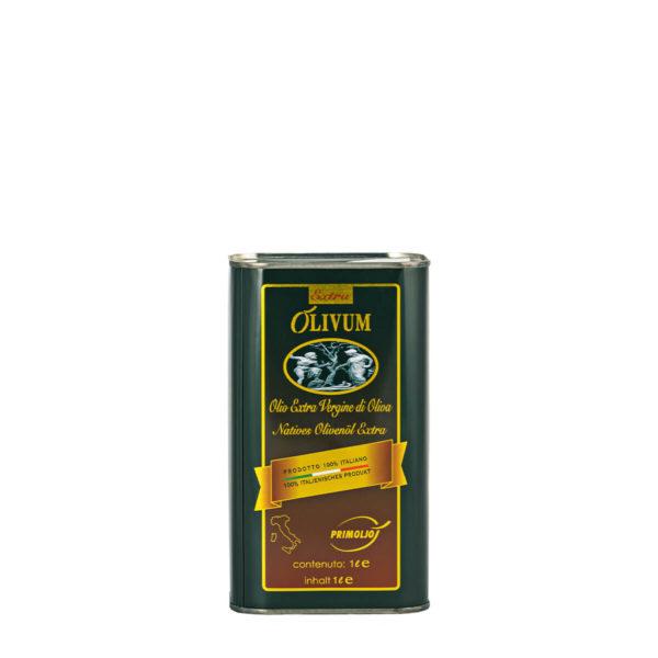 primoljo lattina extra olivum 1 litro
