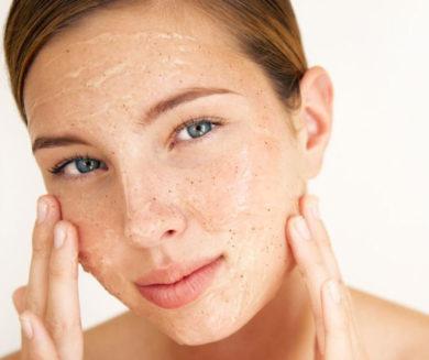 Consigli di Bellezza: scrub viso all'olio d'oliva